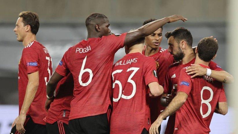 Manchester United tek golle turladı