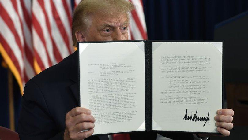 Trump'ın aldığı kararlar yatırımcının algısını düzeltti