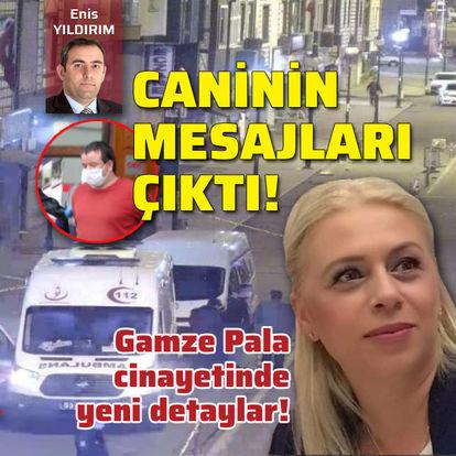 Gamze Pala cinayetinde yeni detaylar!