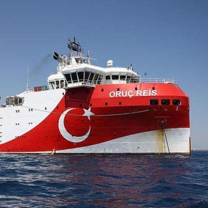 1.750 kilometre kablo Akdeniz'e indi