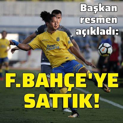 """Fenerbahçe transferi bitirdi!"""