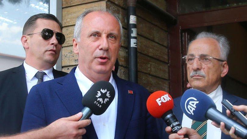 Murat Karayalçın'dan Muharrem İnce'ye: Masayı devirme - Haberler