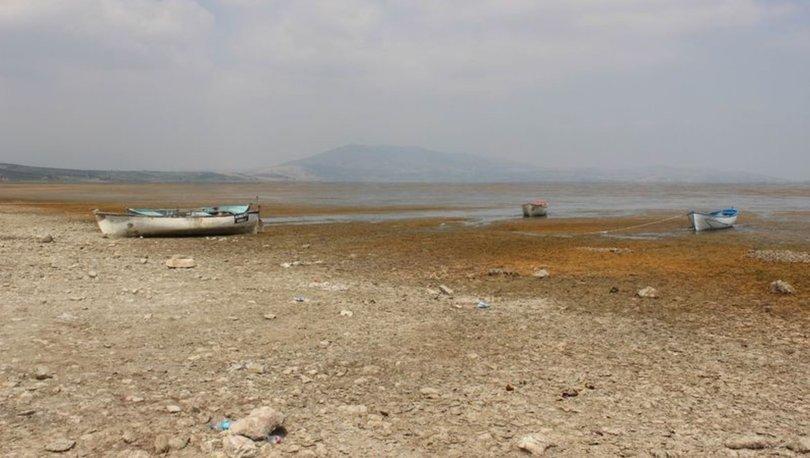 marmara gölü kuraklık