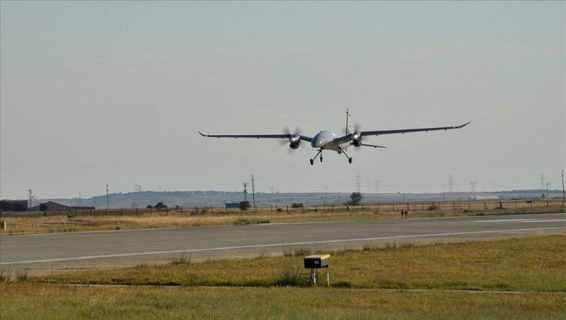 Bayraktar AKINCI TİHAnın ikinci protopi ilk uçuş testini başarıyla tamamladı