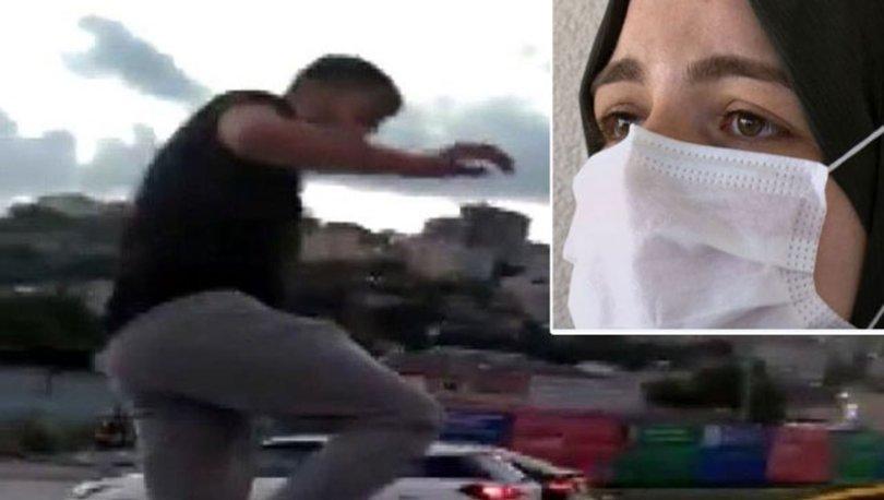 İstanbul'da maganda dehşeti