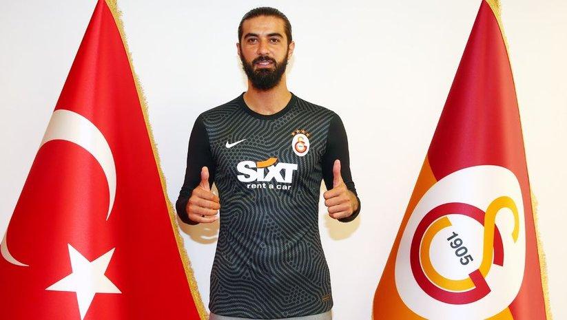 Galatasaray'da 2 yıllık imza!