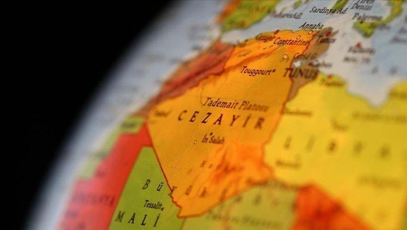 Cezayir'den İsrail-BAE anlaşmasıyla ilgili