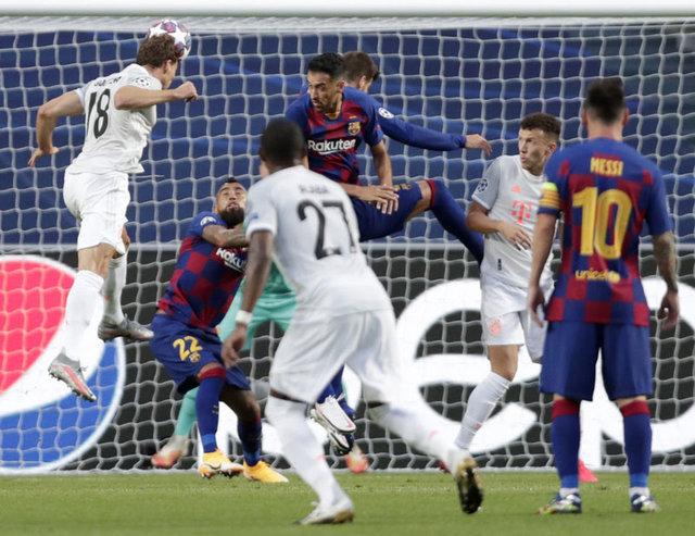 Barcelona'da neler oluyor? (Bayern hezimeti sonrası yaşananlar)