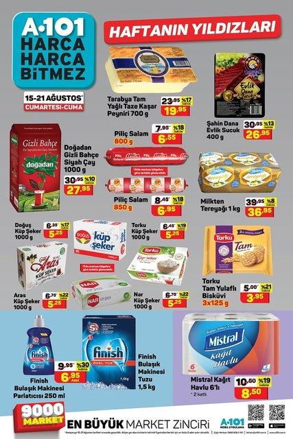 A101 BİM aktüel ürünler kataloğu 18 Ağustos 2020! İşte haftanın A101 BİM katalog ürünleri