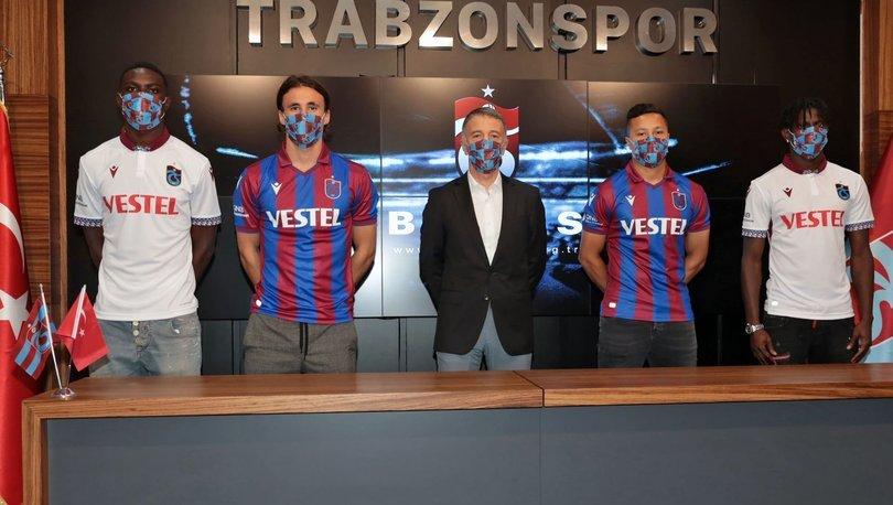 """""""Trabzonspor""""da 4 müqavilə -"""