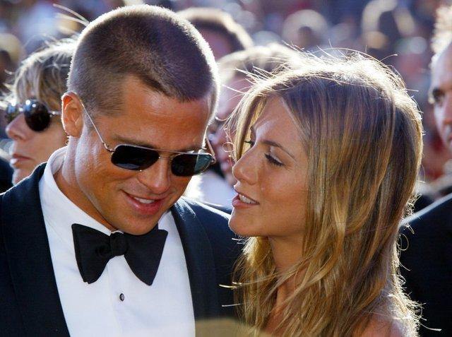 Brad Pitt ve Jennifer Aniston Aynı Filmde Rol Alacak!