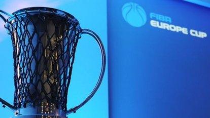Beşiktaş'ın Europe Cup'taki rakipleri belli oldu