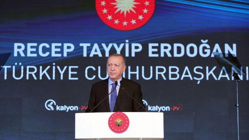 SON DAKİKA! Cumhurbaşkanı Erdoğan: Cuma günü müjdeli bir haberimiz var