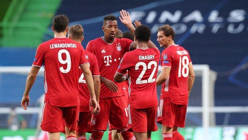 Bayern Münih - Lyon