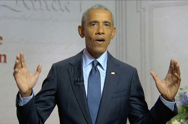 Obama, Trump'a yüklendi