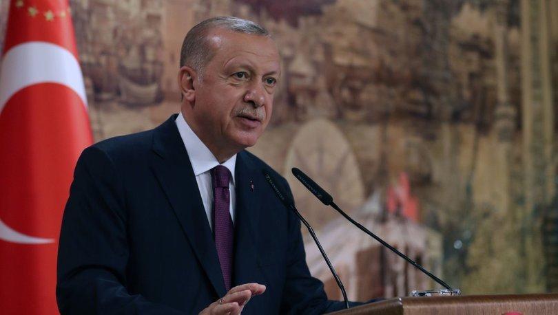 Cumhurbaşkanı Erdoğan: Tarihimizin en büyük gaz keşfini gerçekleştirdik