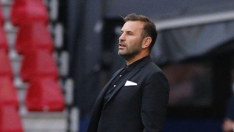 UEFA'dan Medipol Başakşehir ve Okan Buruk'a uyarı cezası