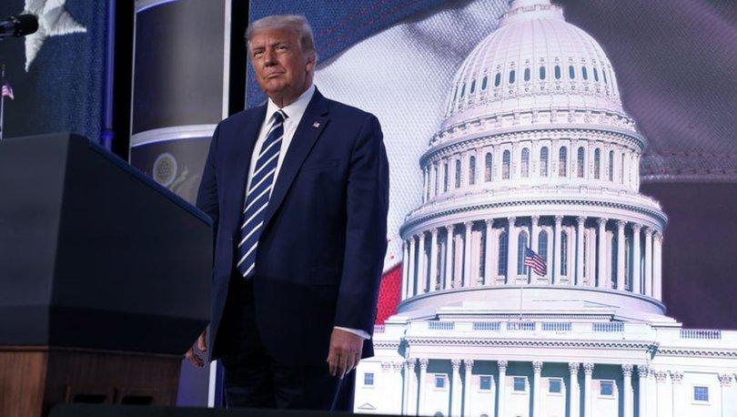 Trump açıkladı: ABD'de Kovid-19'a karşı plazma tedavisine onay verildi