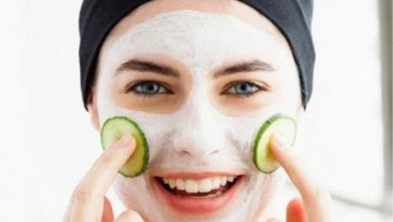 Günlük yüz bakım maskeleri nasıl yapılır?