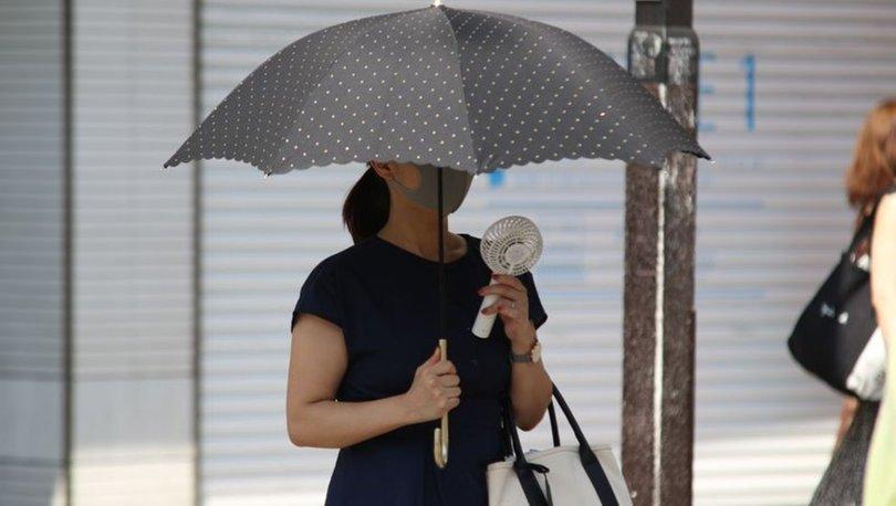 Son dakika! Tokyo'da sıcaktan ölenlerin sayısı 170'e yükseldi!
