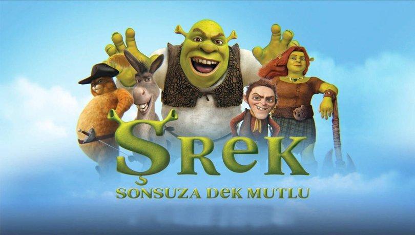 Shrek: Sonsuza Dek Mutlu