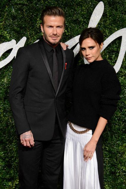 Victoria Beckham'dan David Beckham itirafı - Magazin haberleri