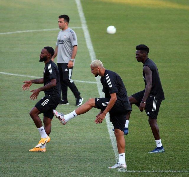 Beşiktaş PAOK maçı ne zaman saat kaçta hangi kanalda? Sergen Yalçın'ın 11'i belli