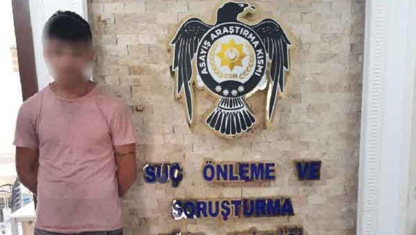 Ankara'da 16 hırsızlık olayının zanlısı yakalandı
