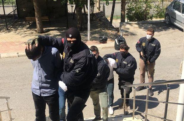 PKK/KCK operasyonunda 3 kişi yakalandı