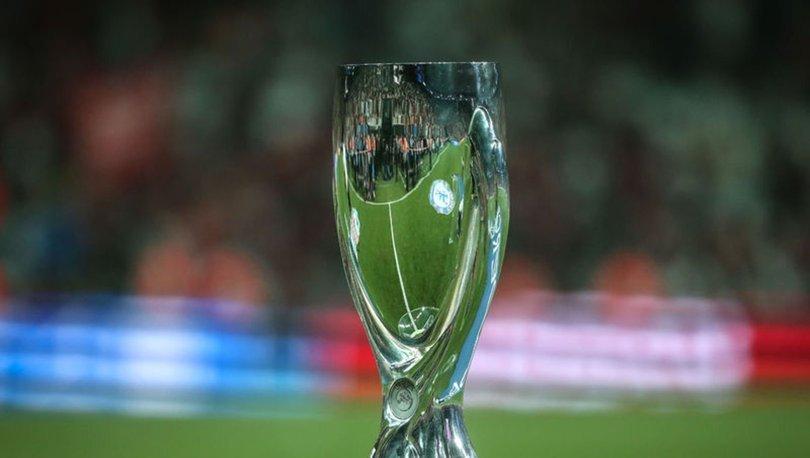 UEFA'dan Süper Kupa için seyirci kararı!