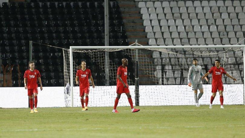 PAOK: 3 - Beşiktaş: 1 MAÇ SONUCU
