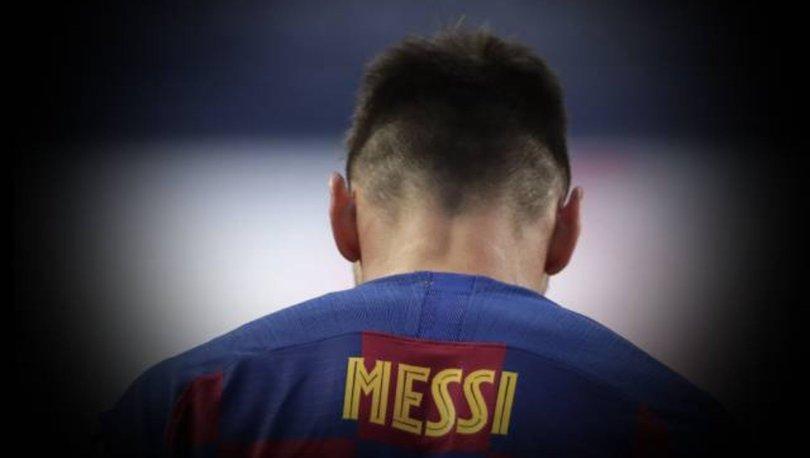Barcelona'da Messi şoku! Takımdan ayrılıyor