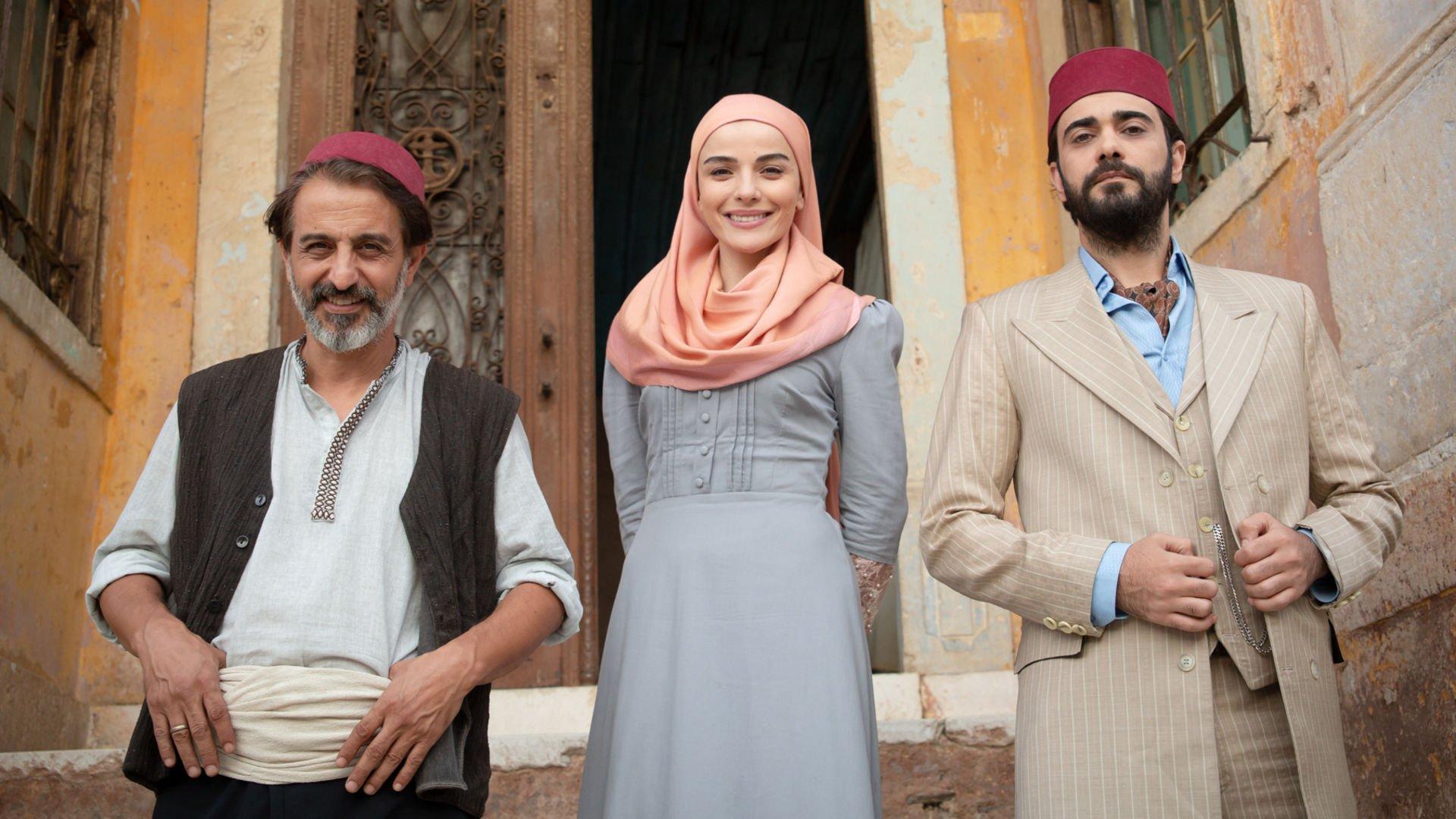 'Muallim'in çekimlerine başlandı