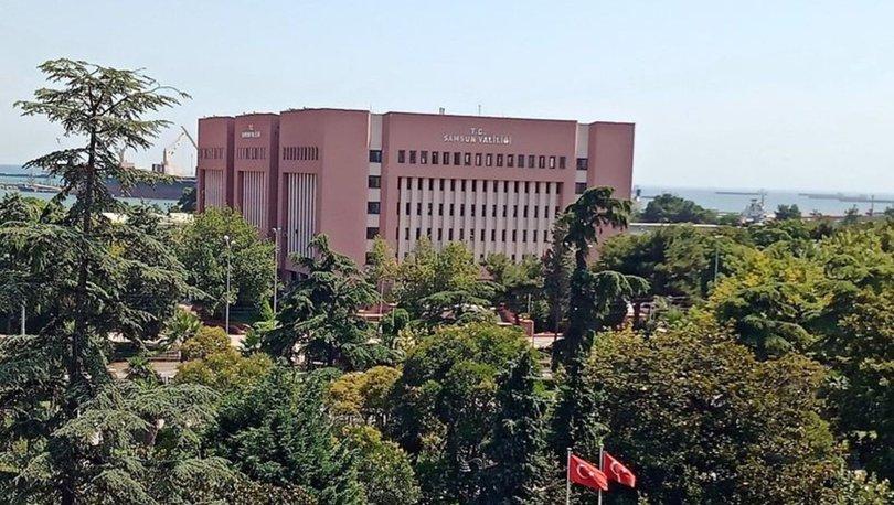 Samsun'da kamu kurumlarında ikram yasaklandı