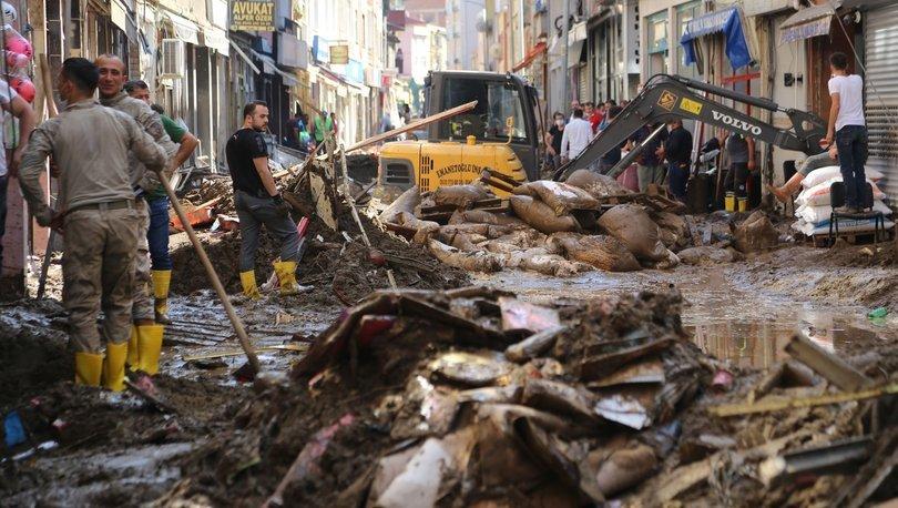 BDDK'dan Giresun'daki sel felaketinden etkilenen vatandaşlara destek