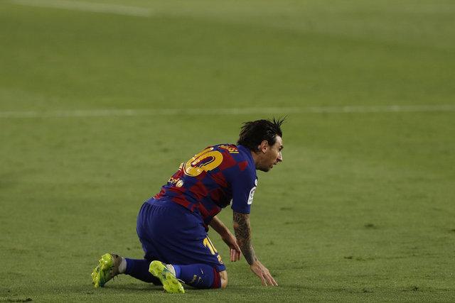 Messi'nin yeni adresi takımı - Son dakika spor haberleri