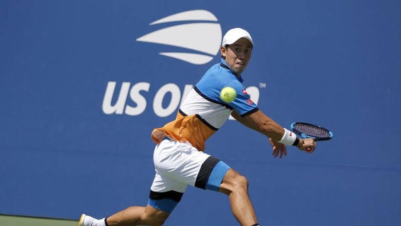 Japon Kei Nishikori de ABD Açık'a katılmayacak