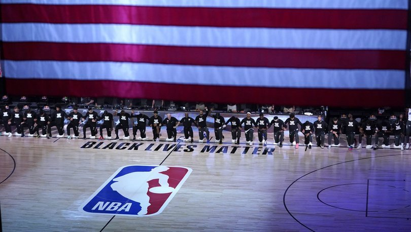 NBA'de tarihi gece! Maçlar ertelendi