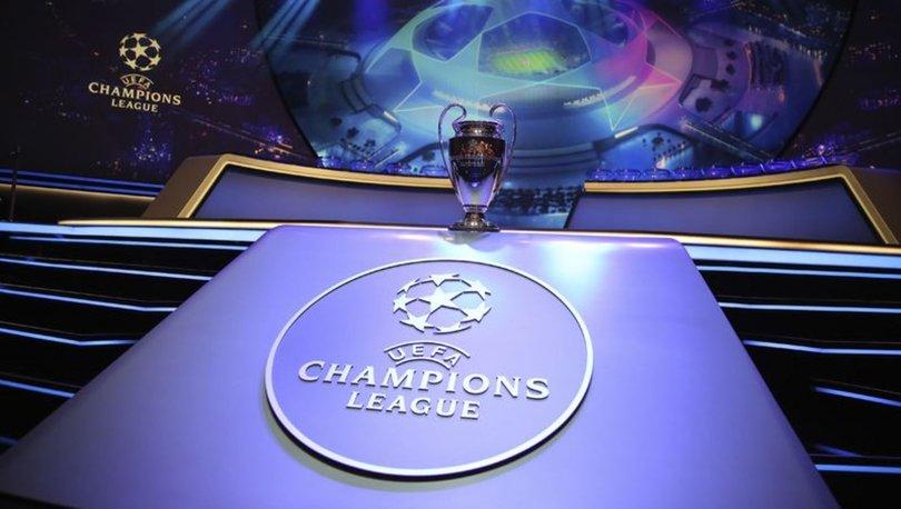 UEFA Şampiyonlar Ligi'nde 2. eleme turu tamamlandı