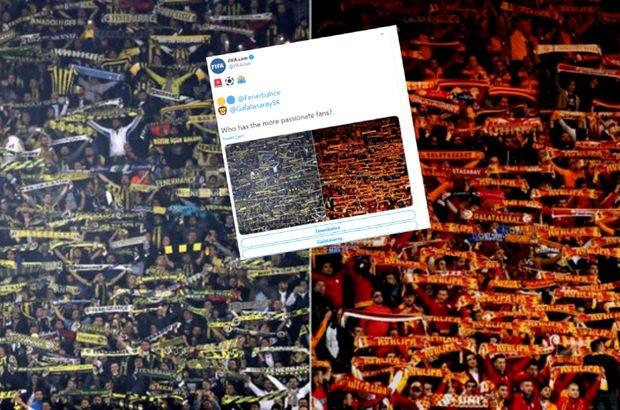 FIFA'nın anketini Fenerbahçe kazandı