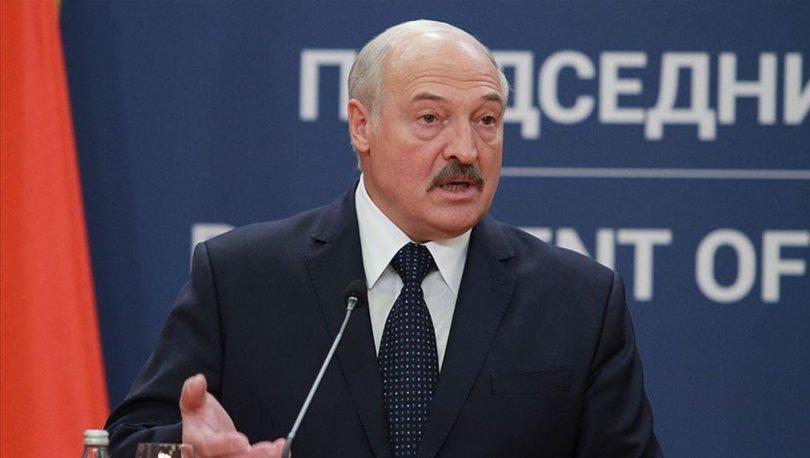 Lukaşenko: Belarus'ta sokağın baskısı altında hiçbir diyalog olmayacak