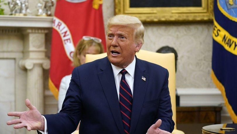 ABD Başkanı Donald Trump 'aldatmaca' kelimesini 250 kez kullandı