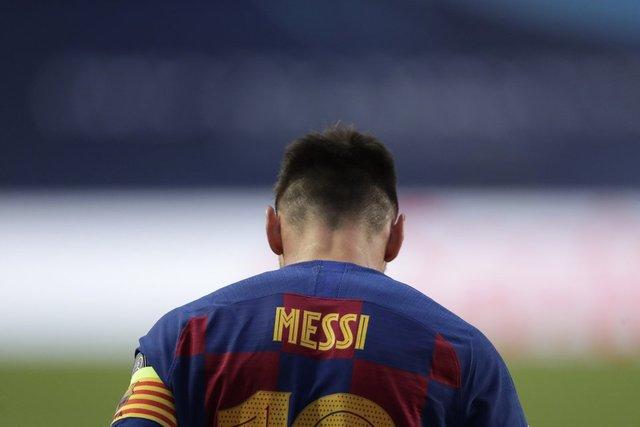 Messi'nin yeni takımı - Son dakika spor haberleri