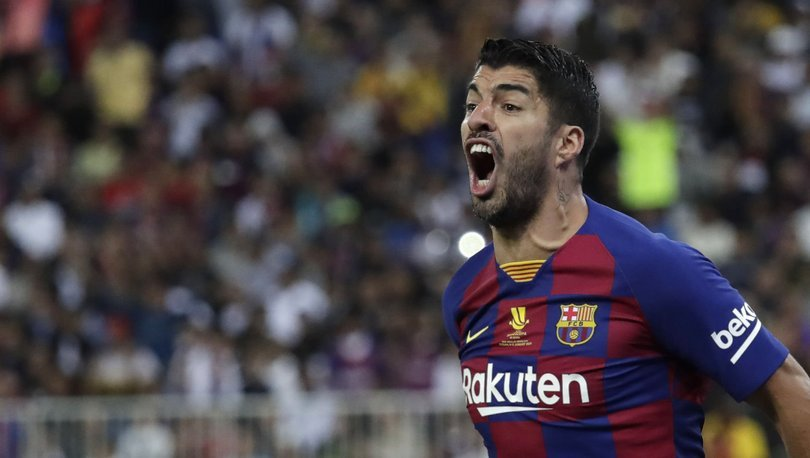 Luis Suarez, Juventus'a önerildi