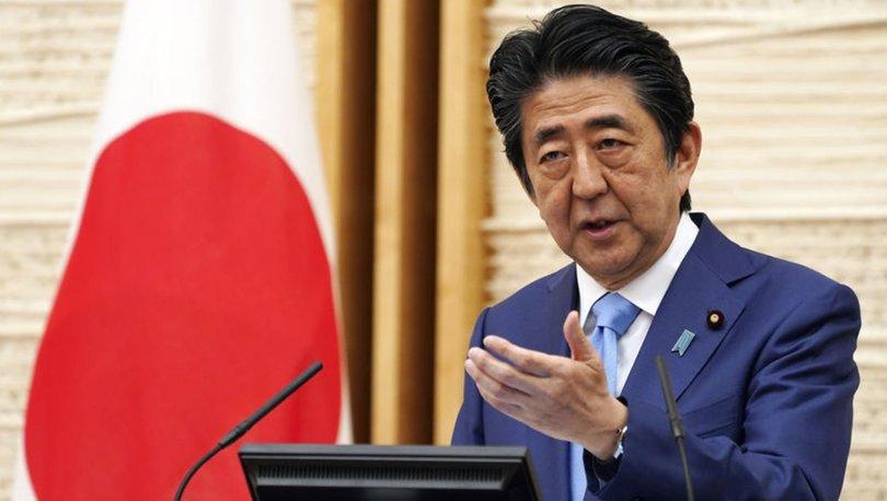 Japonya Başbakanı Abe istifa etti!