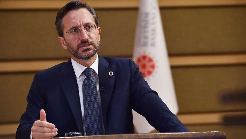 Son dakika haberi İletişim Başkanı Altun'dan 30 Ağustos açıklaması