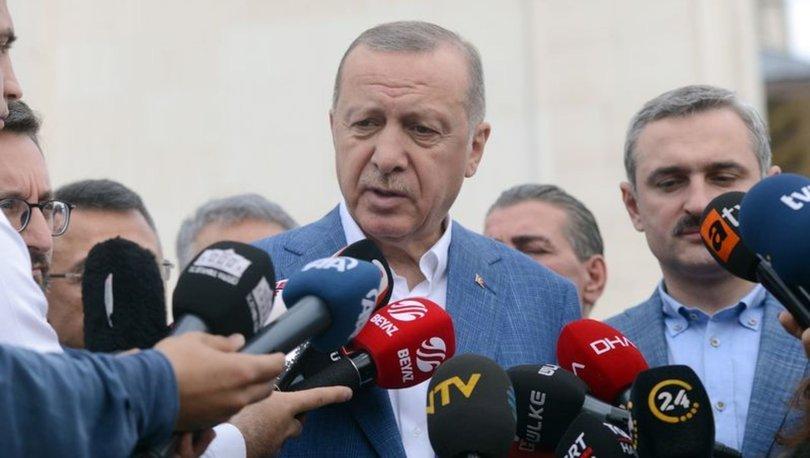 Cumhurbaşkanı Erdoğan: Her geçen gün daha iyiye gidiyoruz - Haberler