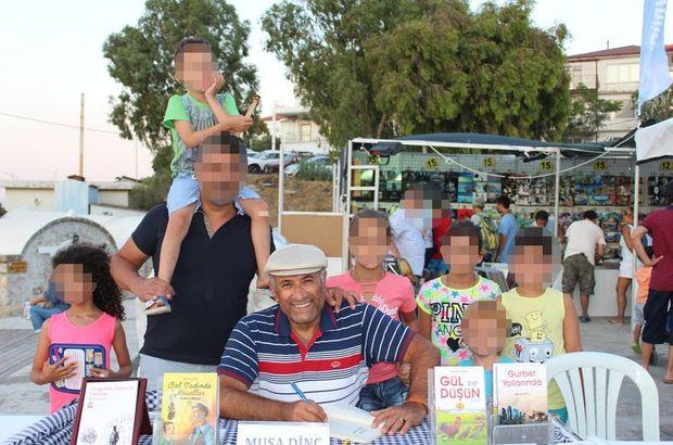 Skandal kitabın yazarı tutuklandı