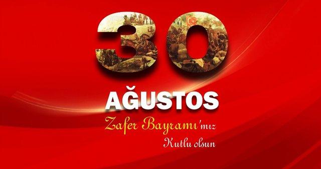 30 Ağustos Zafer Bayramı mesajları! Zafer bayramınız kutlu olsun... Resimli 30 Ağustos mesajları paylaşın