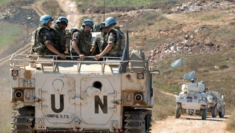 ABD itiraz etti, Lübnan'daki barış gücü askeri sayısı azaltıldı